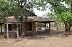 vieille maison dans Yosimity Images libres de droits