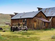 Vieille maison de ferme Photo stock