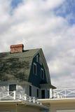 Vieille maison de ferme Images libres de droits