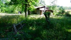 Vieille maison de ferme de Tenneessee Image stock