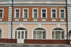 Vieille maison de Moscou Photos libres de droits