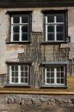 Vieille maison de rénovation images libres de droits