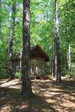 Vieille maison de vapeur aux jardins de Callaway Photo stock