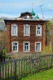 Vieille maison de village Image stock