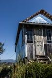 Vieille maison de Wodden Photo libre de droits