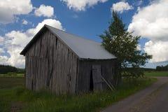 Vieille maison en bois Photos stock