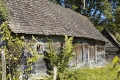 Vieille maison en bois Image stock