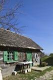 Vieille maison en bois Photo libre de droits