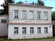 Vieille maison, metochion patriarcal de Krutitsy Image stock