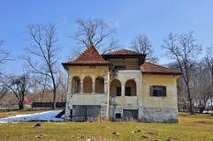 Vieille maison ruinée Photo libre de droits