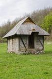 Vieille maison traditionnelle image stock