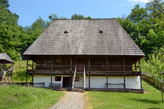 Vieille maison traditionnelle Photo libre de droits