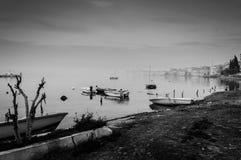 Vieille marina Image libre de droits