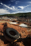 Vieille mine images stock