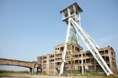 Vieille mine abandonnée Photos libres de droits