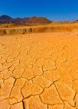 Vieille mine de Mazarron Murcie en Espagne Images stock