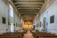 Vieille mission San Miguel image libre de droits
