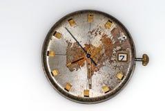 vieille montre Photographie stock libre de droits