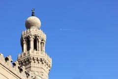 Vieille mosquée en Egypte images stock