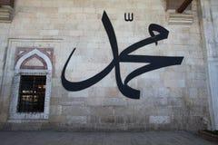 Vieille mosquée Eski Camii d'Edirne Photos stock