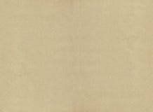 Vieille page de papier Photo stock