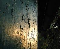 Vieille peinture à l'huile. Photographie stock
