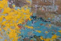 Vieille peinture Images libres de droits