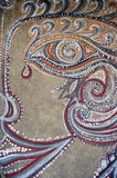 Vieille peinture slave Image stock