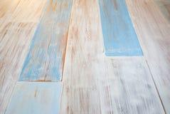 Vieille perspective en bois de texture Images stock