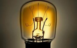 Vieille petite ampoule Photo libre de droits