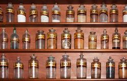 Vieille pharmacie photos libres de droits