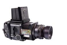 vieille photo d'appareil-photo Photographie stock libre de droits