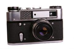 vieille photo d'appareil-photo Photos libres de droits