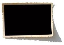 vieille photo de cadre Photographie stock libre de droits
