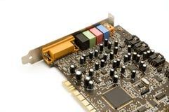 vieille pièce d'ordinateur Image stock