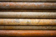 Vieille pipe à l'arrière-plan Images stock
