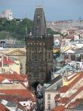Vieille place, Prague Photos stock