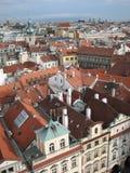 Vieille place, Prague Photographie stock