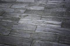 Vieille planche en bois Photographie stock