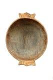 Vieille plaque en bois Image libre de droits