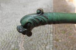 Vieille pompe à eau Photo libre de droits