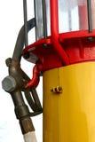 Vieille pompe à gaz images libres de droits