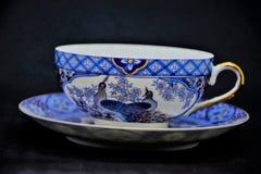 Vieille porcelaine de porcelaine Image stock