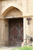 Vieille porte Photos stock