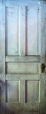 Vieille porte antique de vintage Photographie stock libre de droits