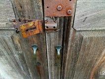 Vieille porte dans la vieille ville Thaïlande Photo stock