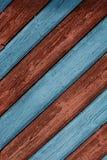 Vieille porte en bois en Bavière du nord-est Photographie stock libre de droits