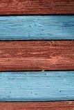 Vieille porte en bois en Bavière du nord-est Photo libre de droits