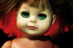 Vieille poupée Images libres de droits