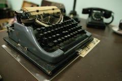 Vieille presse typographique de vintage photos libres de droits